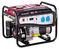 Генератор бензиновый SENCI SC3500-M (3,1 кВт)