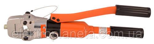 Ручной гидравлический пресс для опресовки наконечников от 16 до 300 мм.кв. СРО-300. CPO-300