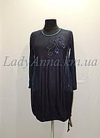 Платье-туника на завязках