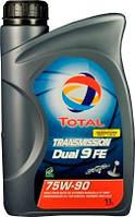 Масло Total TRANSMISSION DUAL 9 FE 75W-90 канистра 1л