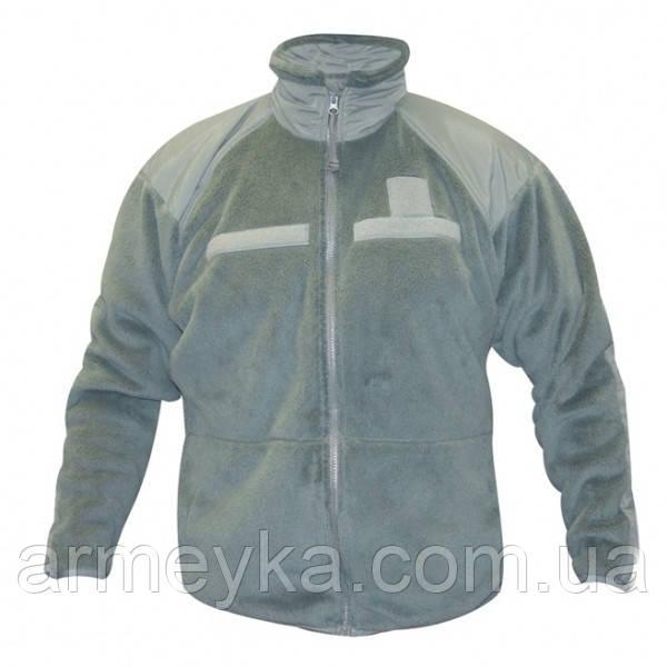 Флисовая куртка (утеплитель) Polartec Gen III Level 3 ECWCS - foliage green. НОВЫЙ. USA, оригинал.