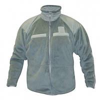 Флисовая куртка (утеплитель) Polartec Gen III Level 3 ECWCS - foliage green. USA, оригинал.