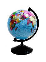 Глобус Мира политический 160мм (Глобус Землі політичний 160мм)