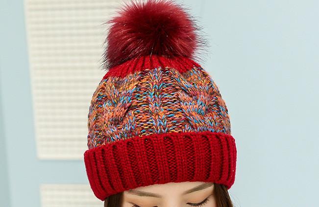 Зимняя шапка AL7982