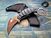 Нож нескладной 980 Керамбит T-Rex
