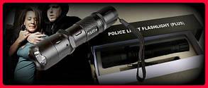 Электрошокер шокер фонарь 1102 Police Scorpion (Скорпион) Усиленный, фото 2