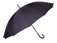 Зонт-трость мужской механический с большим куполом DOPPLER (ДОППЛЕР), коллекция BUGATTI (БУГАТТИ) DOP71763BU