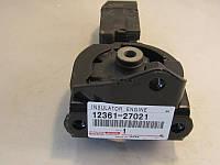 Подушка двигателя передняя (производство TOYOTA ), код запчасти: 1236127021