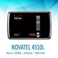 Novatel 4510L - карманный 3G WiFi роутер для Интертелеком