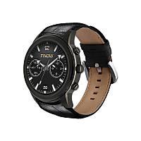 Умные часы Finow X5 Air на Android 5.1 со слотом под sim (Черный), фото 1