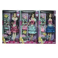 Детская кукла с аксессуарами JX600-57