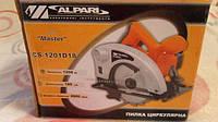 Циркулярная пила ALPARI MS- 1201D18