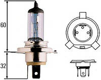 Лампа h4 24v 75/70w p43t trucklight (производство Bosch ), код запчасти: 1987302441