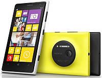 Смартфон Nokia Lumia 1020 2Gb\32Gb Yellow 4,5 HD 41 mp  + подарки, фото 5