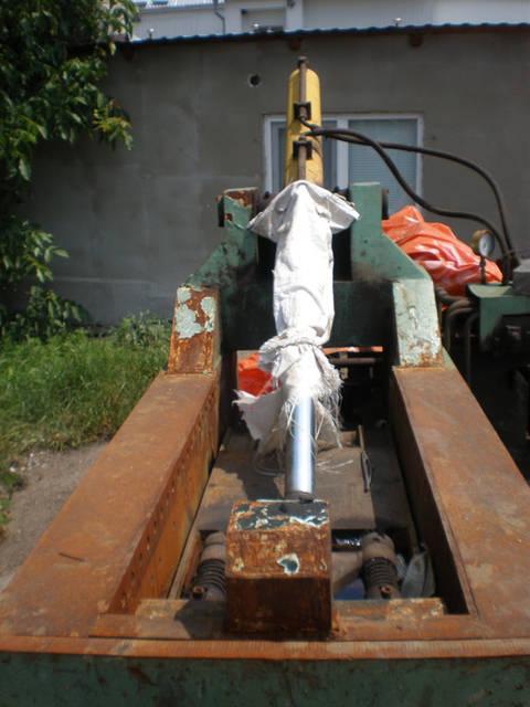 Пресс для пакетирования металлолома Y81Q-135