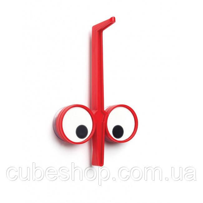 Держатель кухонных приборов Look Hook Peleg Design (красный)