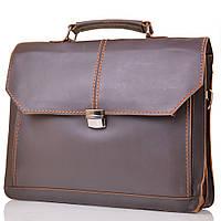 Мужской кожаный портфель с карманом для ноутбука ETERNO (ЭТЭРНО) ET20621