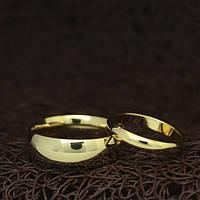 """Парные кольца """"Венчальные"""" [жен. 15.9 16.5 17.3 18.2 муж. 17.3 18.2 19.0 20.0 размеры в наличии]"""