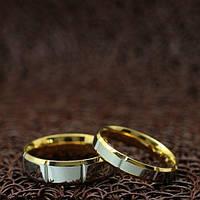 """Парные кольца """"Хранители Добра"""" [жен. 15.9 16.5 17.3 18.2 муж. 17.3 18.2 20.0 размеры в наличии]"""