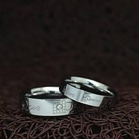 """Парные кольца """"Хранители Преданности"""" [жен. 15.9 17.3 18.2 19.0 20.0 муж. 17.3 18.2 19.0 20.0 20.7 размеры в наличии]"""
