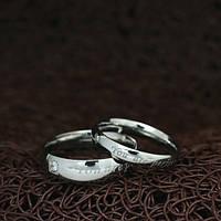 """Парные кольца """"Хранители Благодати"""" [жен. 17.3 18.2 19.0 муж. 18.2 19.0 20.0 20.7 размеры в наличии]"""