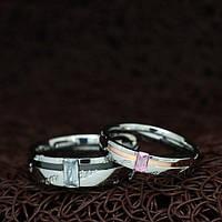 """Парные кольца """"Хранители Богатства"""" [жен. 17.3 19.0 20.0 муж. 17.3 18.2 19.0 размеры в наличии]"""