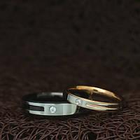 """Парные кольца """"Хранители Тайн"""" [жен. 18.2 муж. 21.5 размеры в наличии]"""