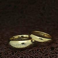 """Кольца для пары """"The Lord of the Rings"""" [жен. 15.9 16.5 17.3 18.2 19.0 муж. 17.3 18.2 19.0 20.0 20.7 21.5 22.3 23.8 размеры в наличии]"""