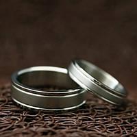 """Кольца для двоих """"Хранители Удачи"""" [жен. 15.9 17.3 муж. 17.3 18.2 19.0 20.0 размеры в наличии]"""
