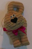 Мягкая игрушка Котофей -хвост крючком, фото 1