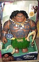 Кукла Мауи интерактивная Дисней из мф Моана (Ваяна)  Hasbro Disney Moana Swing 'n Sounds Maui