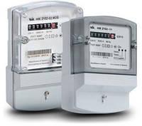 Счетчик электроэнергии НІК 2102-04 М2В 5(50)А 1ф электронный однотарифный, фото 1