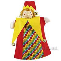 Кукла-перчатка goki Шут 51650G