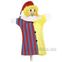 Кукла-перчатка goki Клоун 51999G