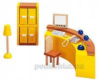 Набор для кукол goki Мебель для офиса ресепшина 51696G