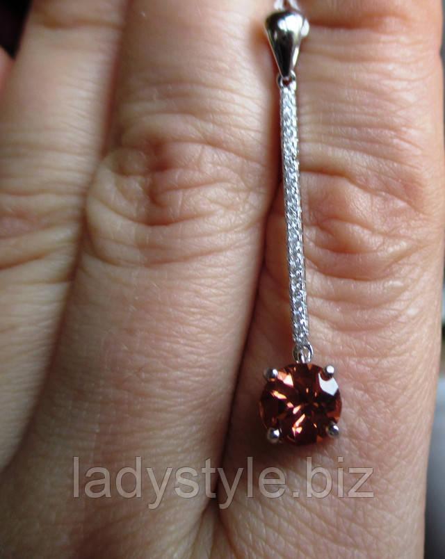 Серебряное кольцо с сапфиром морганит перстень купить