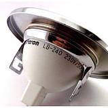 LED лампочка LB240 MR16 G5.3 4W 4000K, фото 6