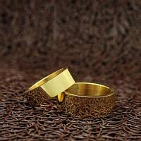 """Парные кольца """"Американка"""" [жен. 15.9 17.3 муж. 17.3 18.2 19.0 размеры в наличии]"""