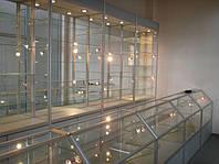 Прилавки из алюминиевого профиля