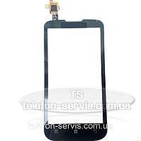 Сенсорный экран Lenovo A800, черный