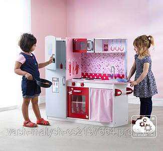 Детская кухня Kidkraft WTK2001 Sweet Cherry