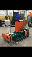 Пресс Экструдер ЭБ-1000 для изготовления брикета из бурого угля и торфа 1 тонна в час