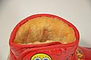 Дутики детские зимние с мехом на девочку 29 размер, фото 2
