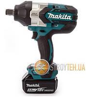 Makita DTW1001RTJ Аккумуляторный ударный гайковерт