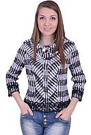 Пиджак Alenka Plus 1028 50 Черный,белый
