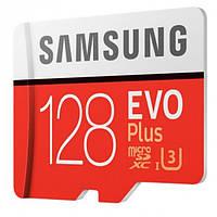 Карта памяти SAMSUNG MICROSDXC 128GB Evo Plus
