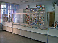 Мебель для аптек Днепропетровск, фото 1