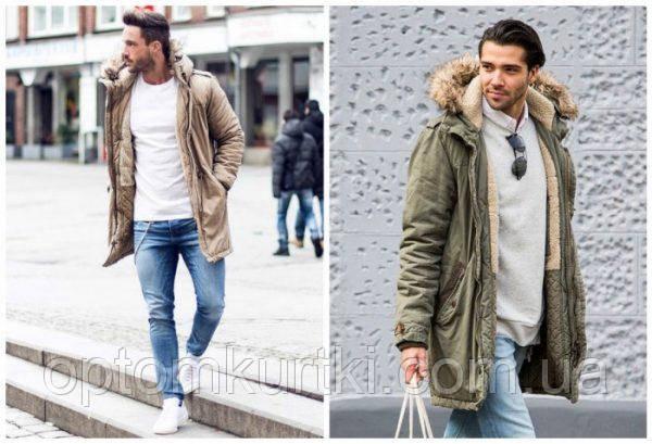 Мужская мода и куртки.