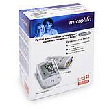 Автоматический тонометр на плечо Microlife BP A2 Basic, фото 2