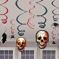 """Cпираль """"Карнавал Halloween"""""""